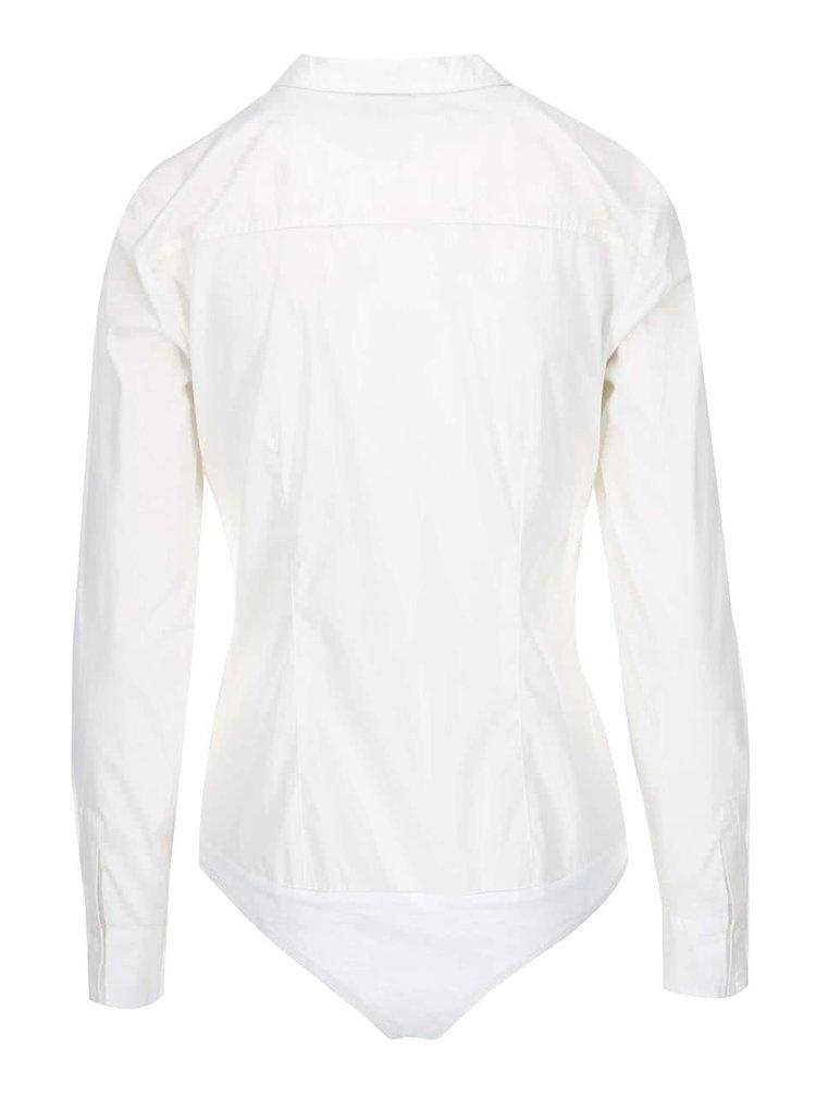 Bílá body košile VERO MODA Lady