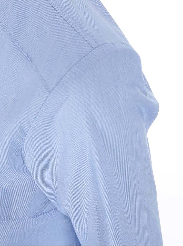 Camasa body albastru deschis VERO MODA Lady cu maneci lungi
