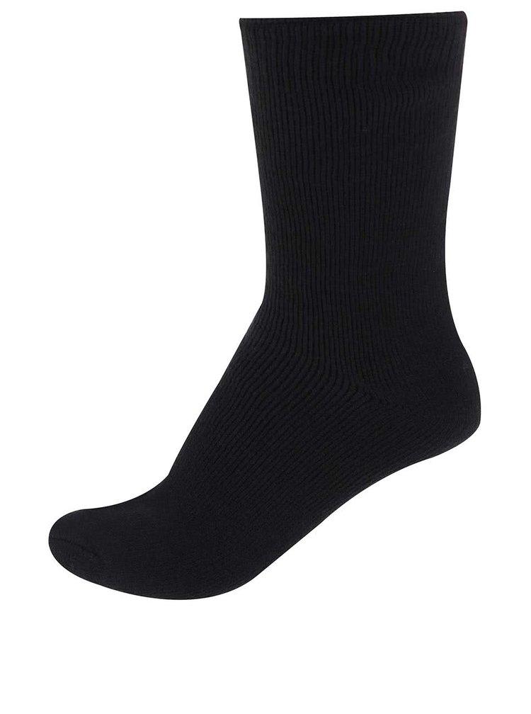 Sada dvou párů černých a šedých ponožek Claudio