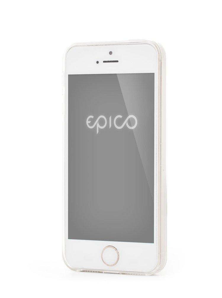 Carcasa transparenta pentru iPhone 5/5s Epico Twiggy Gloss