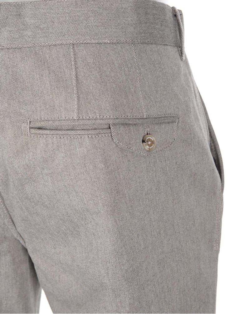 Šedohnědé kalhoty J.Lindeberg Chaze