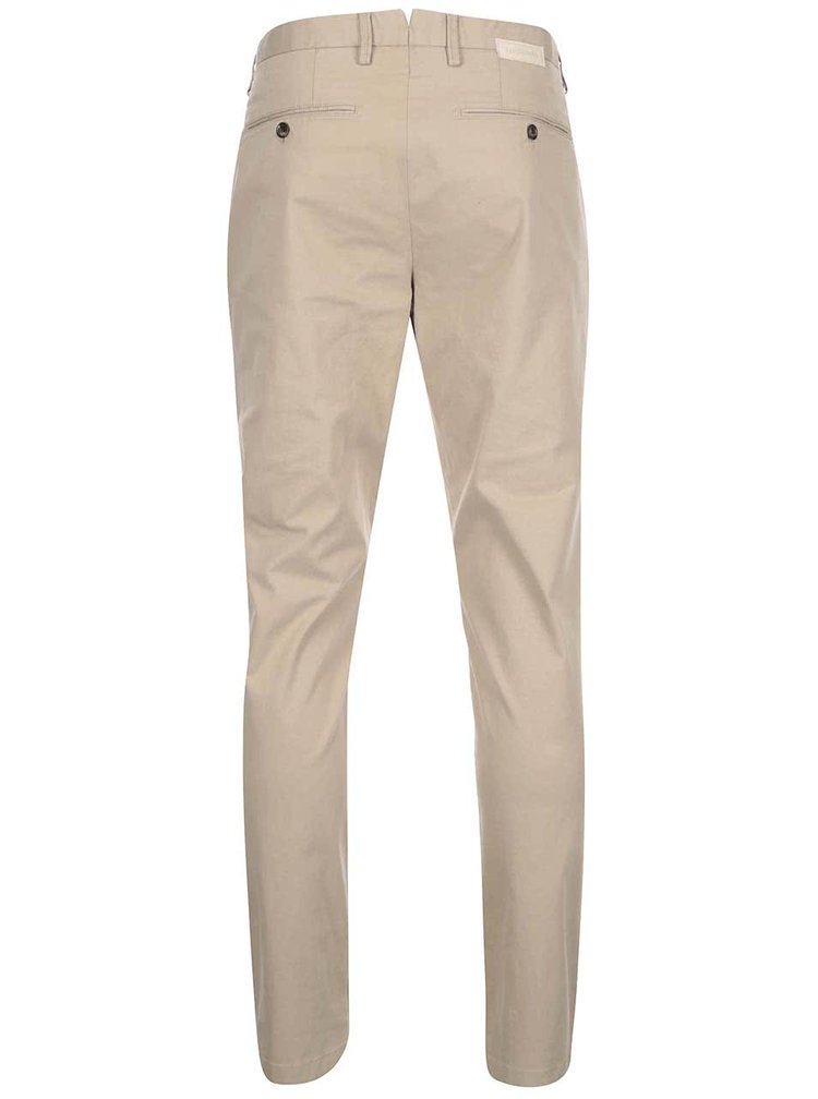 Béžové kalhoty J.Lindeberg Chaze