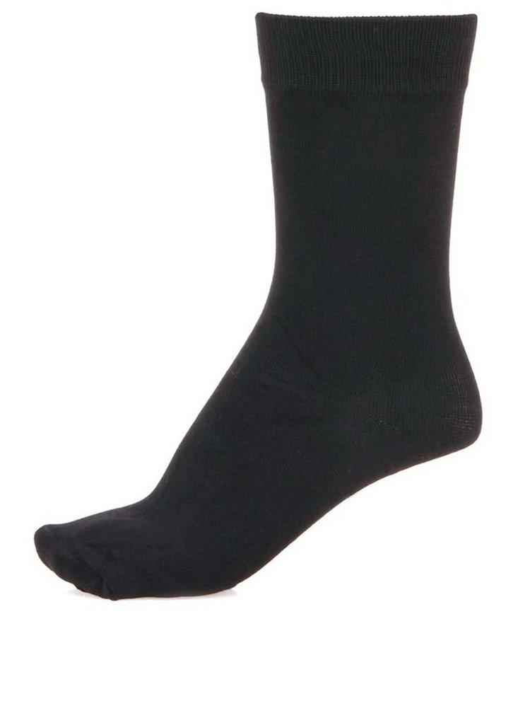 Čierne ponožky Selected Sel