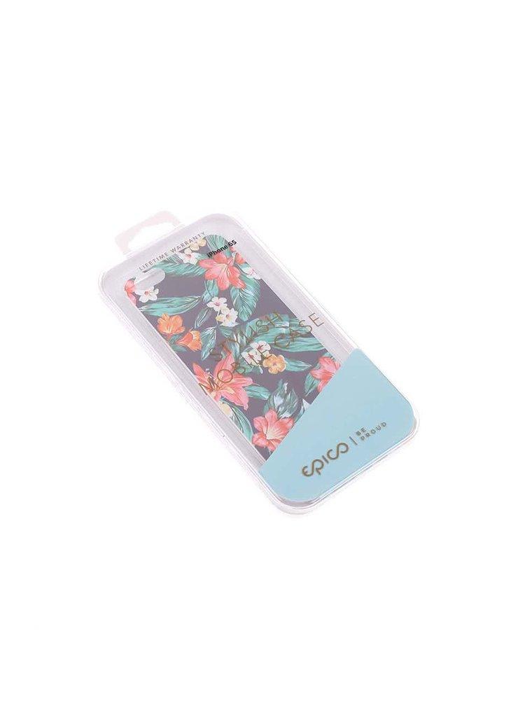 Barevný ochranný kryt na iPhone 6/6s Epico Flowery