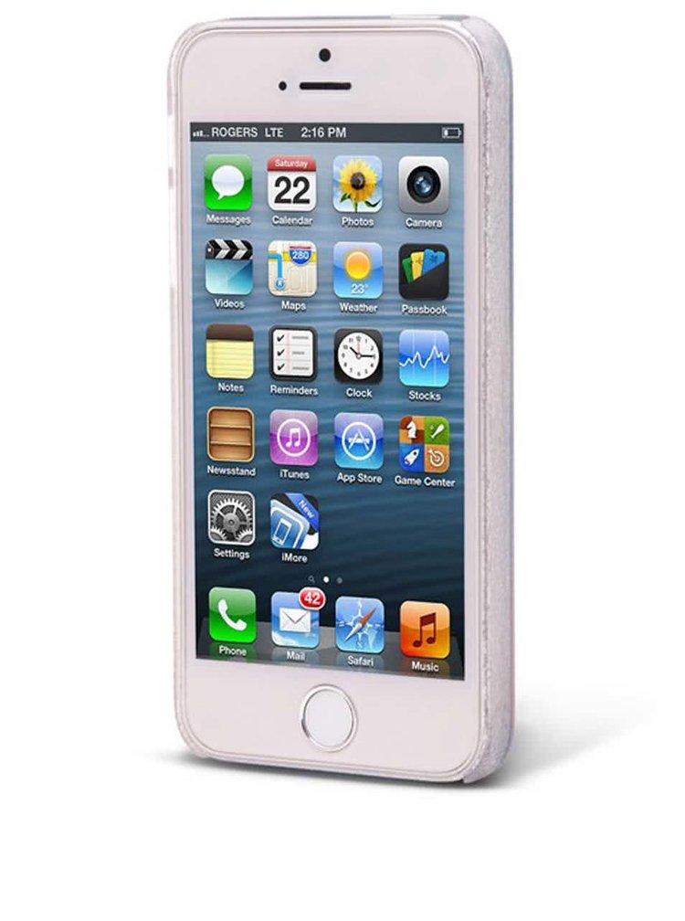 Farebný kryt na iPhone 5/5s s vtákmi Epico Birdie