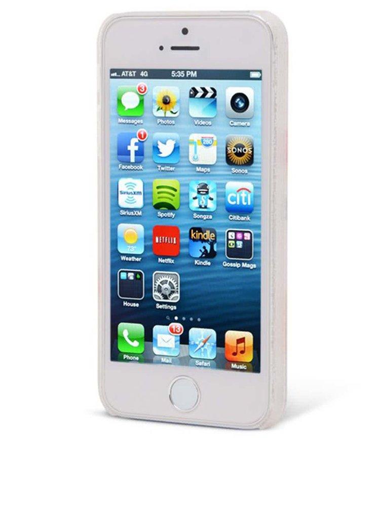 Barevný ochranný kryt na iPhone 5/5s Epico Tucans