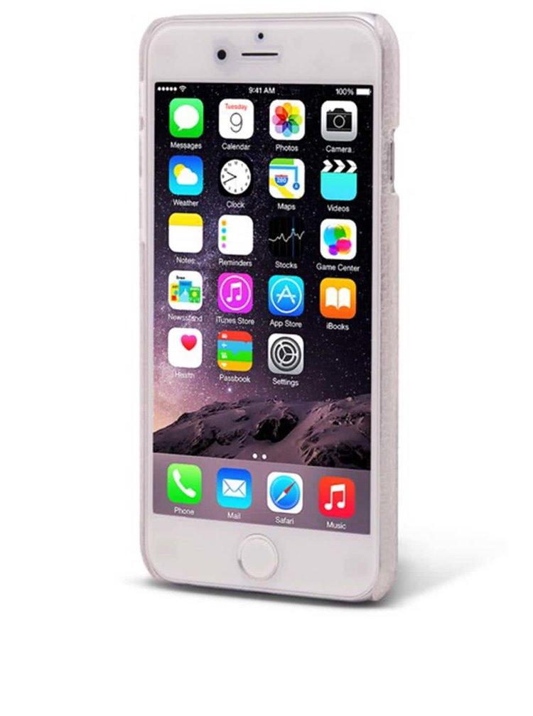 Farebný ochranný kryt na iPhone 6/6s s hodinami Epico Like A Clock