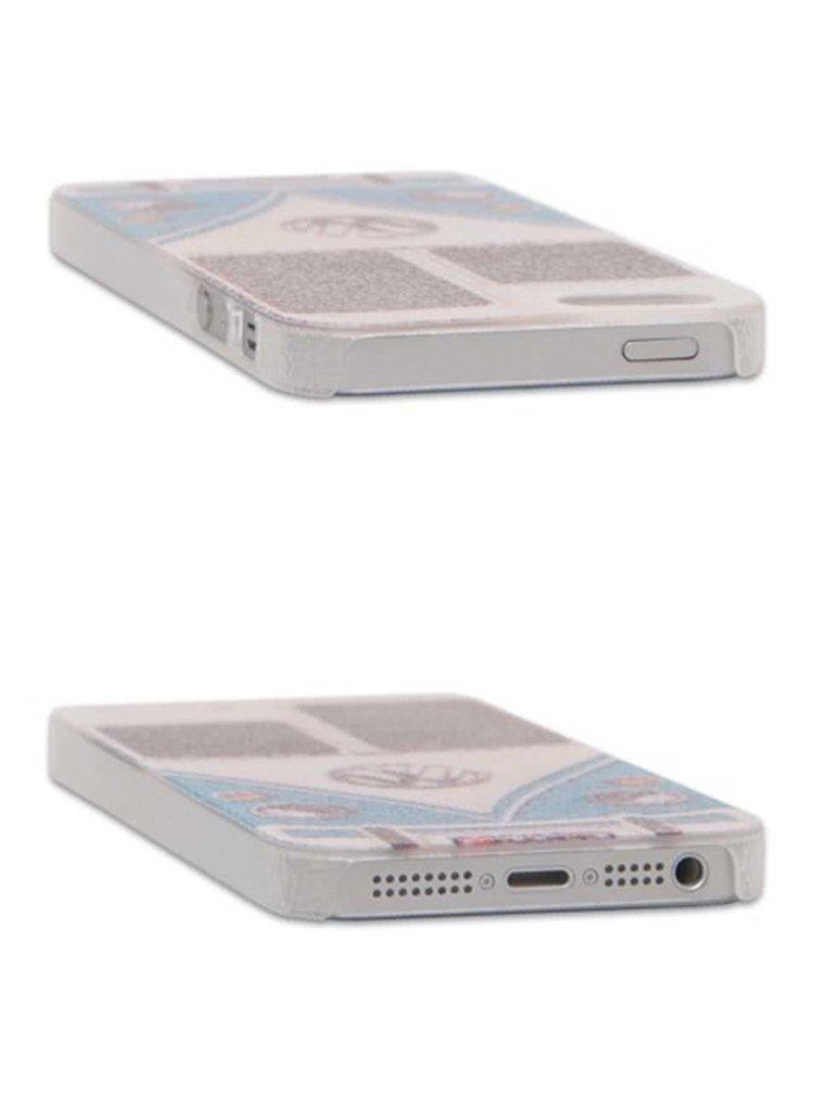 Modro-krémový ochranný kryt na iPhone 5/5s Epico WV