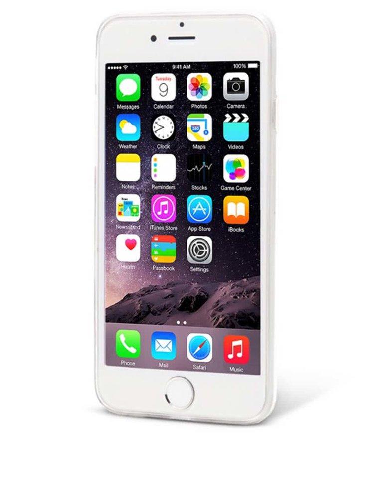 Svetlomodrý ochranný kryt na iPhone 6/6s Epico Doggie