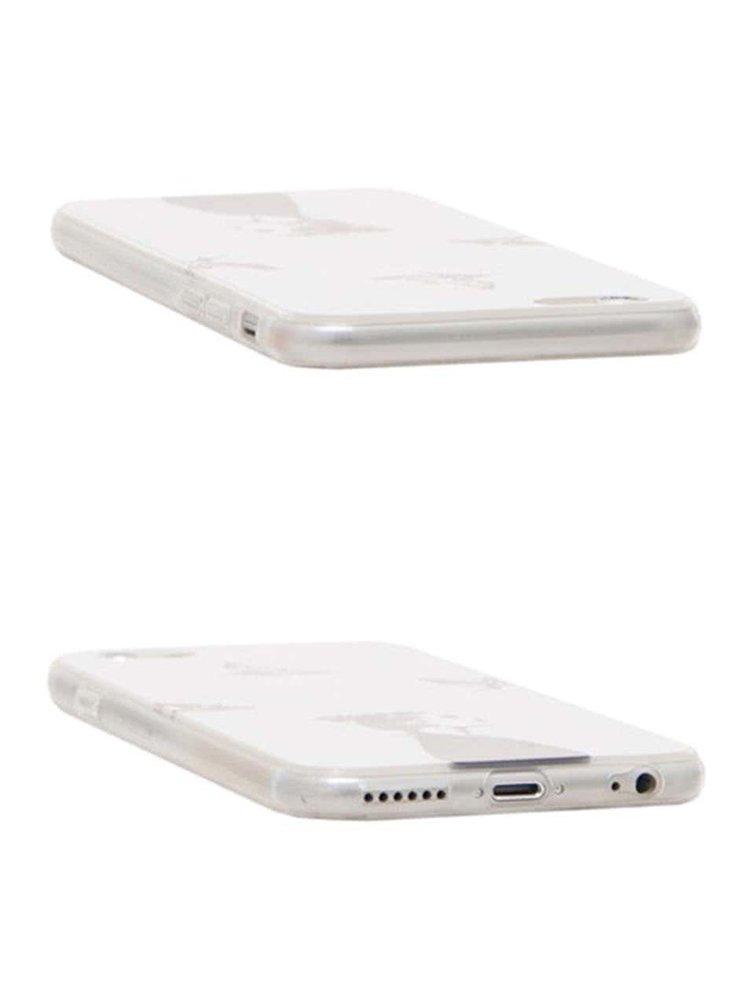 Biely ochranný kryt na iPhone 6/6S Epico In The Sky