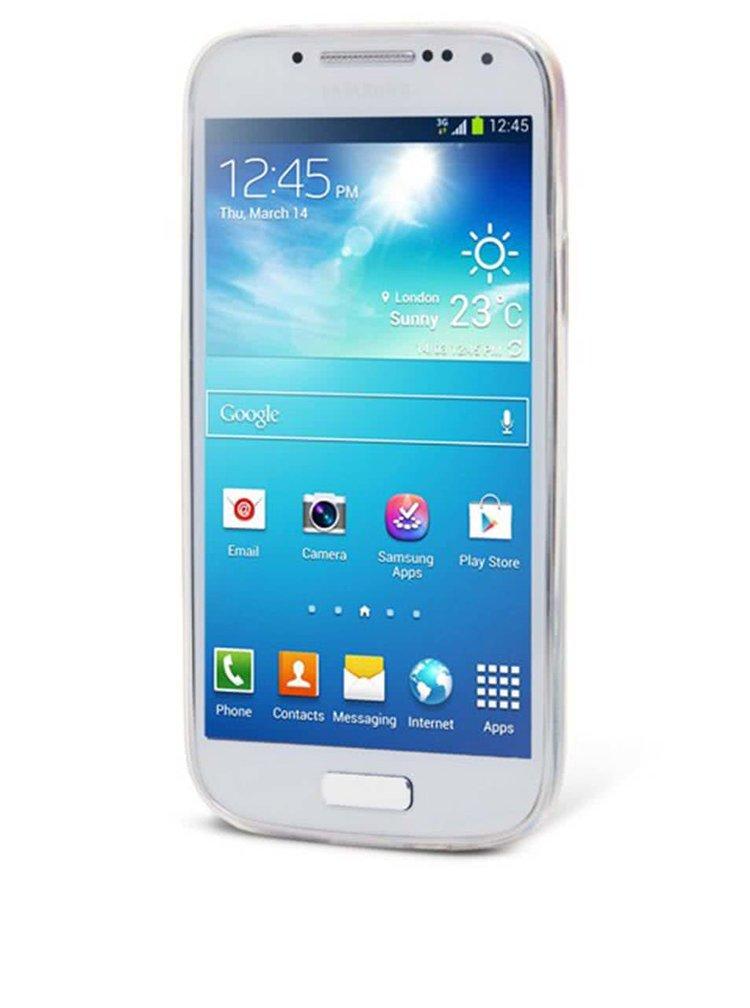 Bílý ochranný kryt na Samsung Galaxy S4 mini Epico Scream