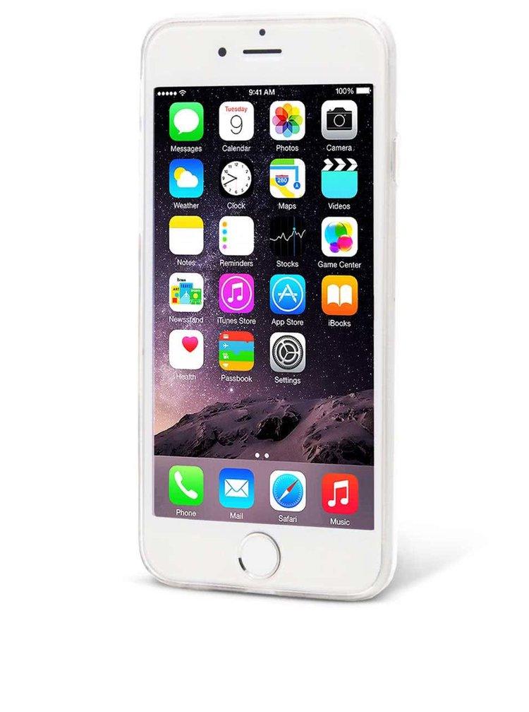Bílý ochranný kryt na iPhone 6/6s Epico Deer
