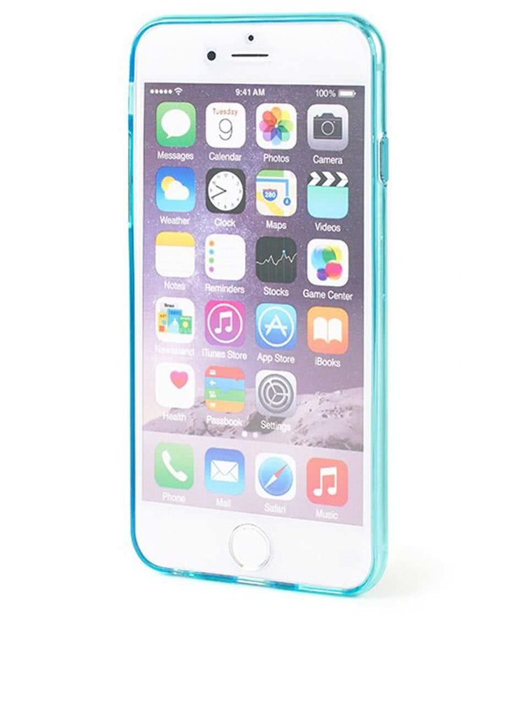 Epico Twiggy Gloss Blue Ultrathin Case for iPhone 6