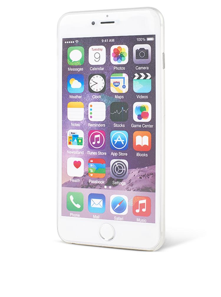 Transparentní ultratenký kryt na iPhone 6 Epico Twiggy Gloss