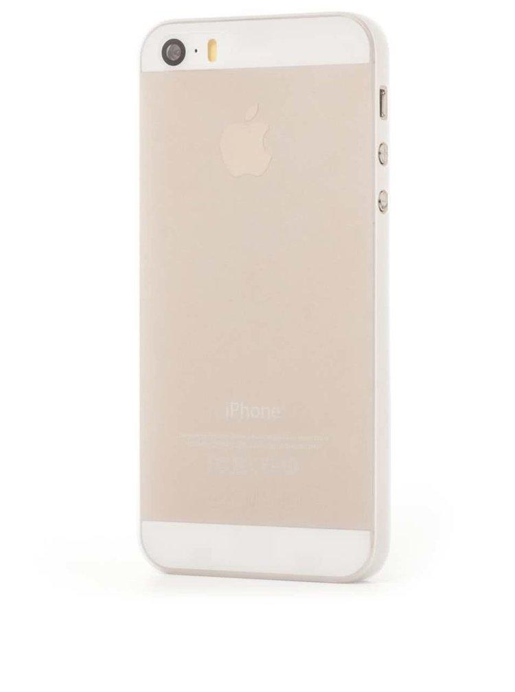 Priehľadný ultratenký kryt na iPhone 5/5S Epico Twiggy Matt