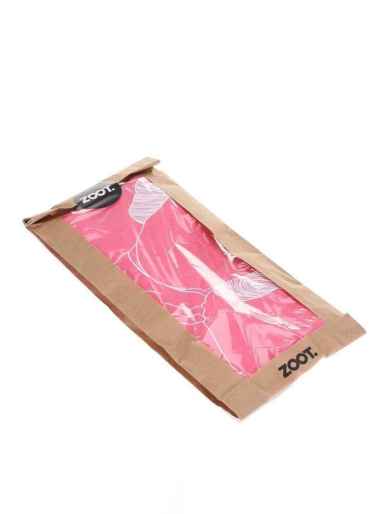 Růžové dámské tričko ZOOT Originál Leia