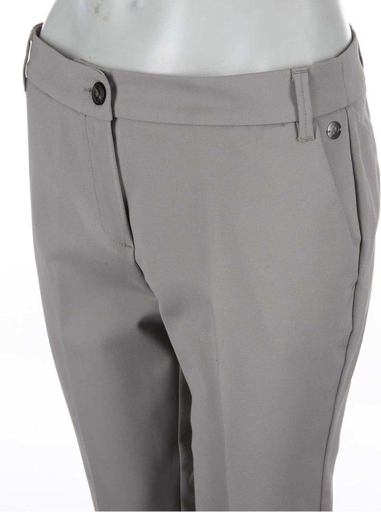 Šedé kalhoty s puky s.Oliver