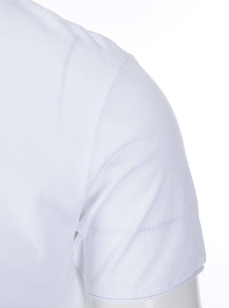 """""""Dobré"""" bílé pánské tričko pro OPU a UNHCR"""