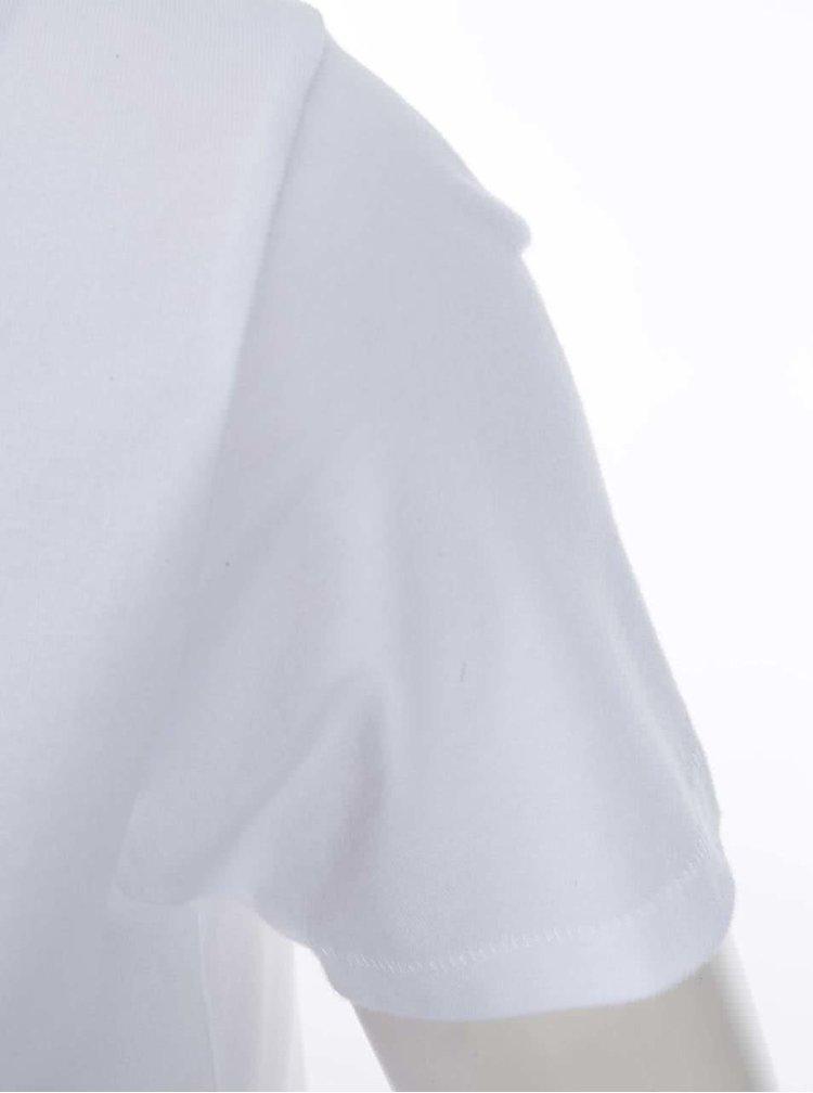 """""""Dobré"""" biele dámske tričko pre Pink Bubble Barbora Holotová"""