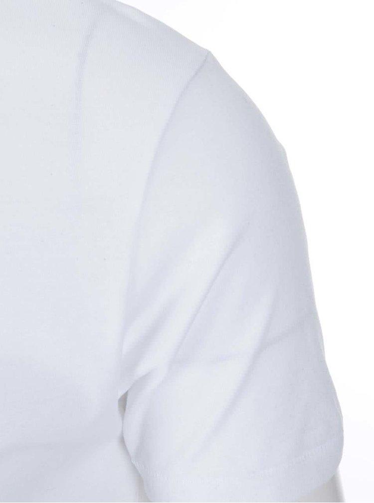 """""""Dobré"""" bílé pánské triko pro Pink Bubble Terezie Kovalová"""