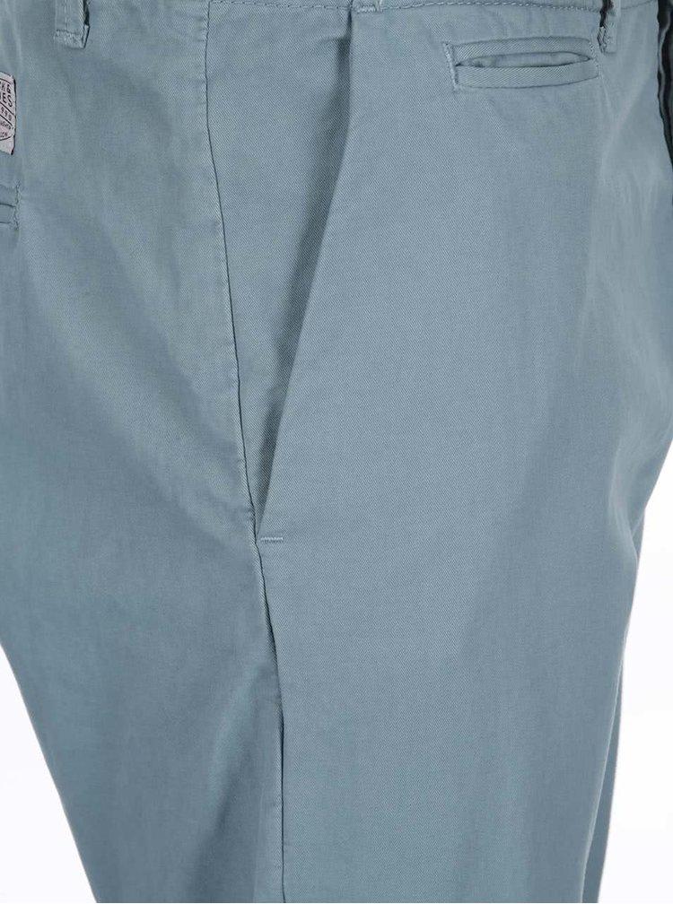 Pantaloni albastru deschis Jack & Jones Cody
