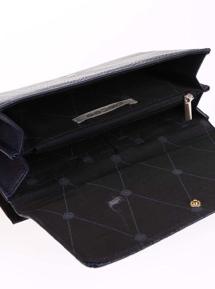 Tmavě modrá peněženka Pieces Volta