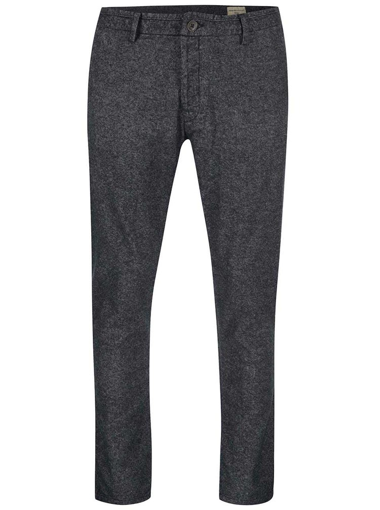 Pantaloni gri Selected Magnus