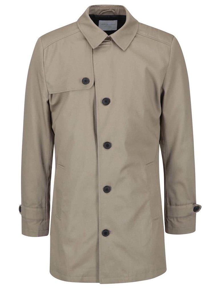 Béžový kabát Selected Phil