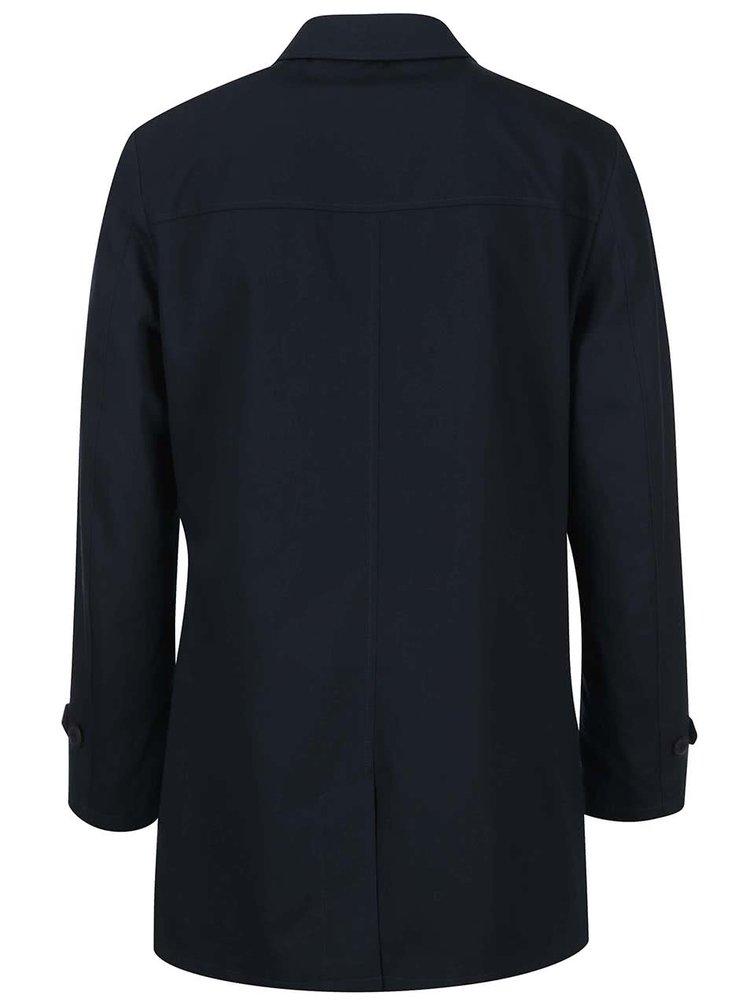 Tmavě modrý kabát Selected Phil