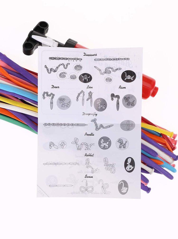 Sada tvarovacích nafukovacích balónků Ridley's