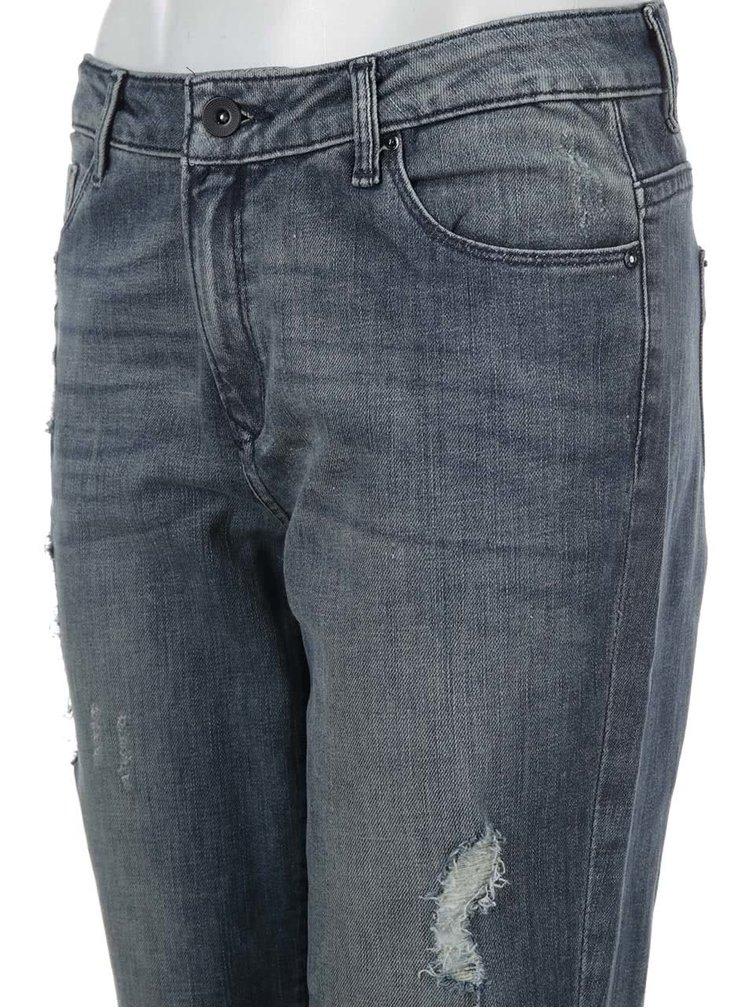 Modré zvonové džíny ONLY Gigi