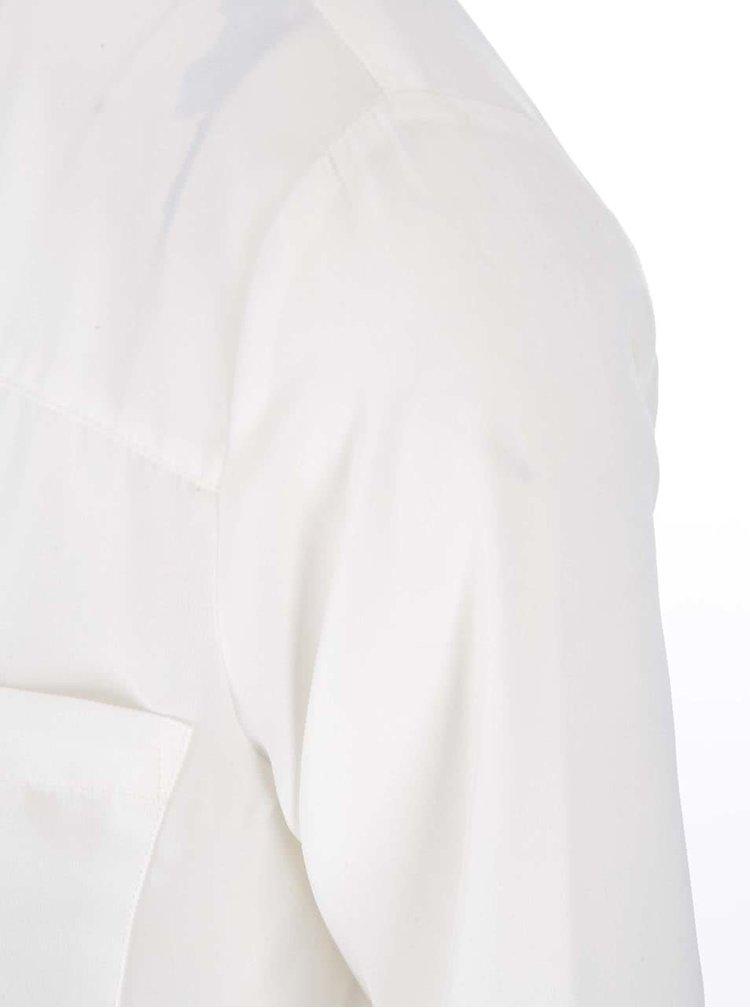 Cămașă lungă albă ONLY Bijou