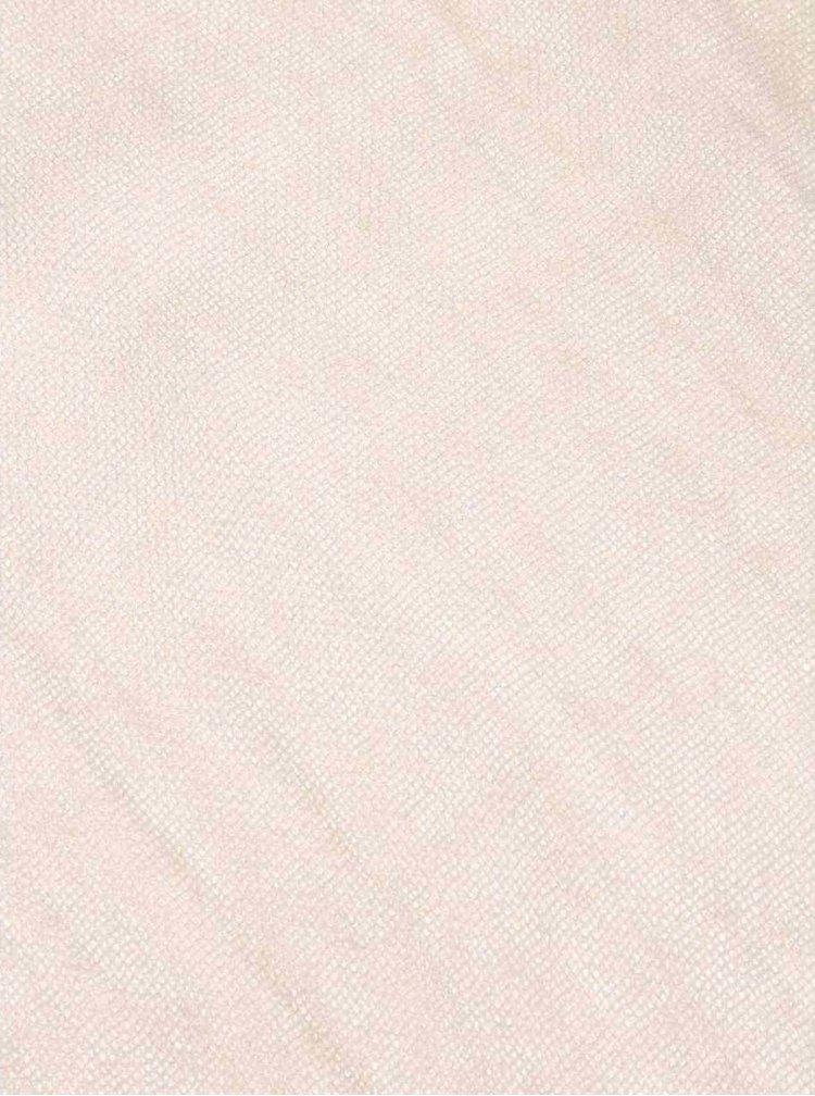 Krémový šátek ONLY Bianca
