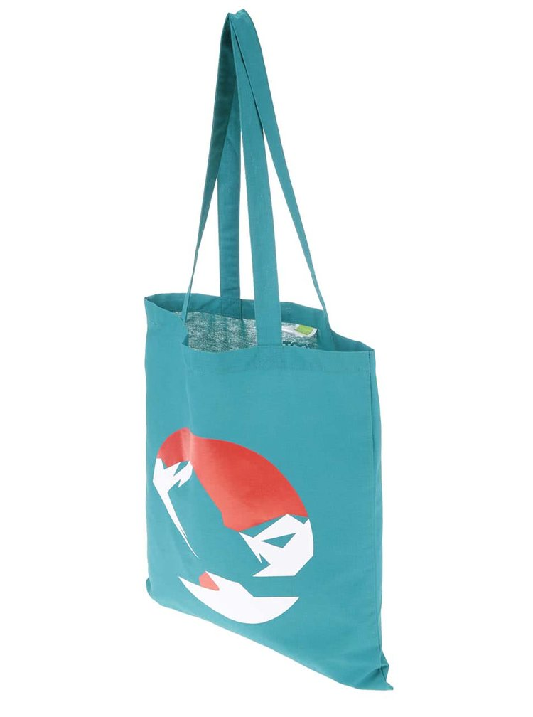 Tyrkysová taška ZOOT Originál Hory