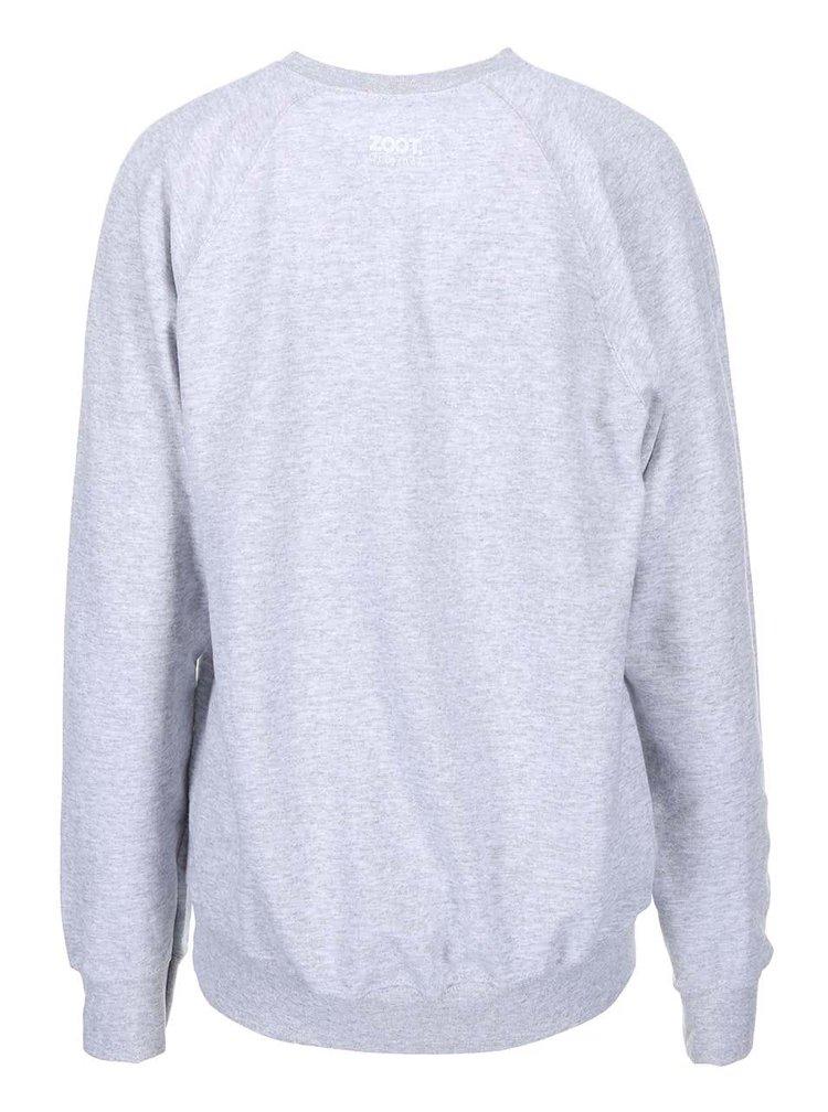 Bluză groasă ZOOT Original unisex cu motiv norvegian