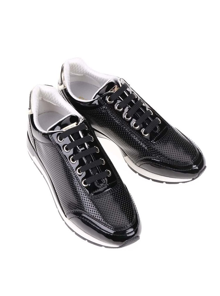 Pantofi sport de dama GEOX Shahira negri
