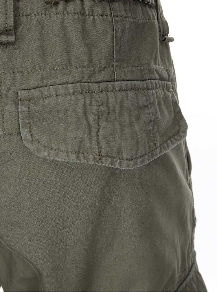 Pantaloni cargo kaki Jack & Jones Cody