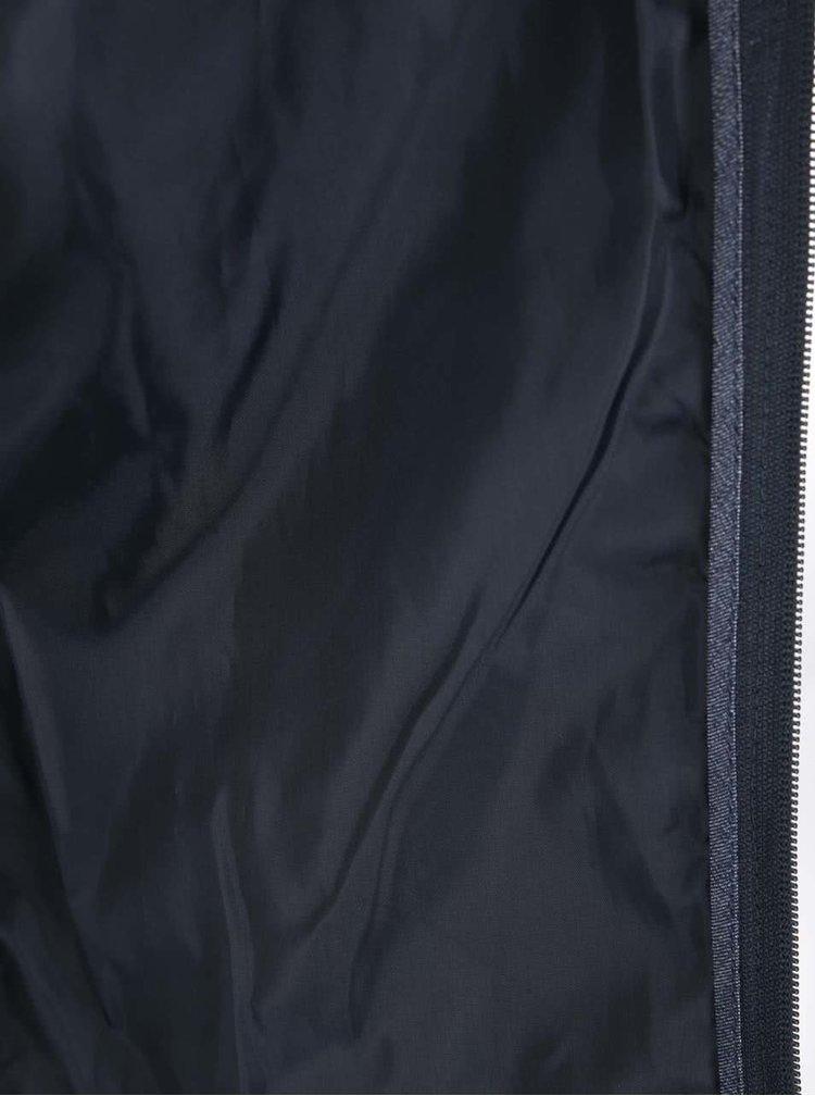 Tmavě modrá prošívaná bunda VERO MODA Arrow