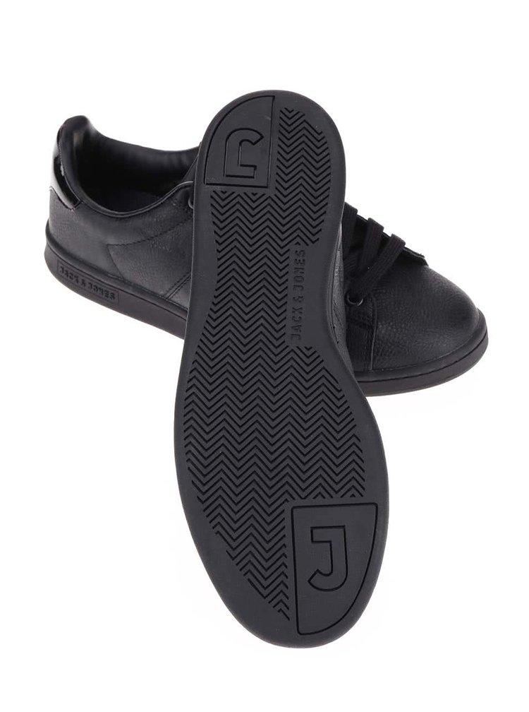 Čierne tenisky Jack & Jones Bane