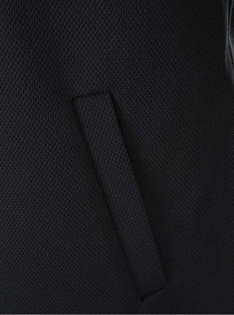 Černý lehký kabát ONLY Sidney