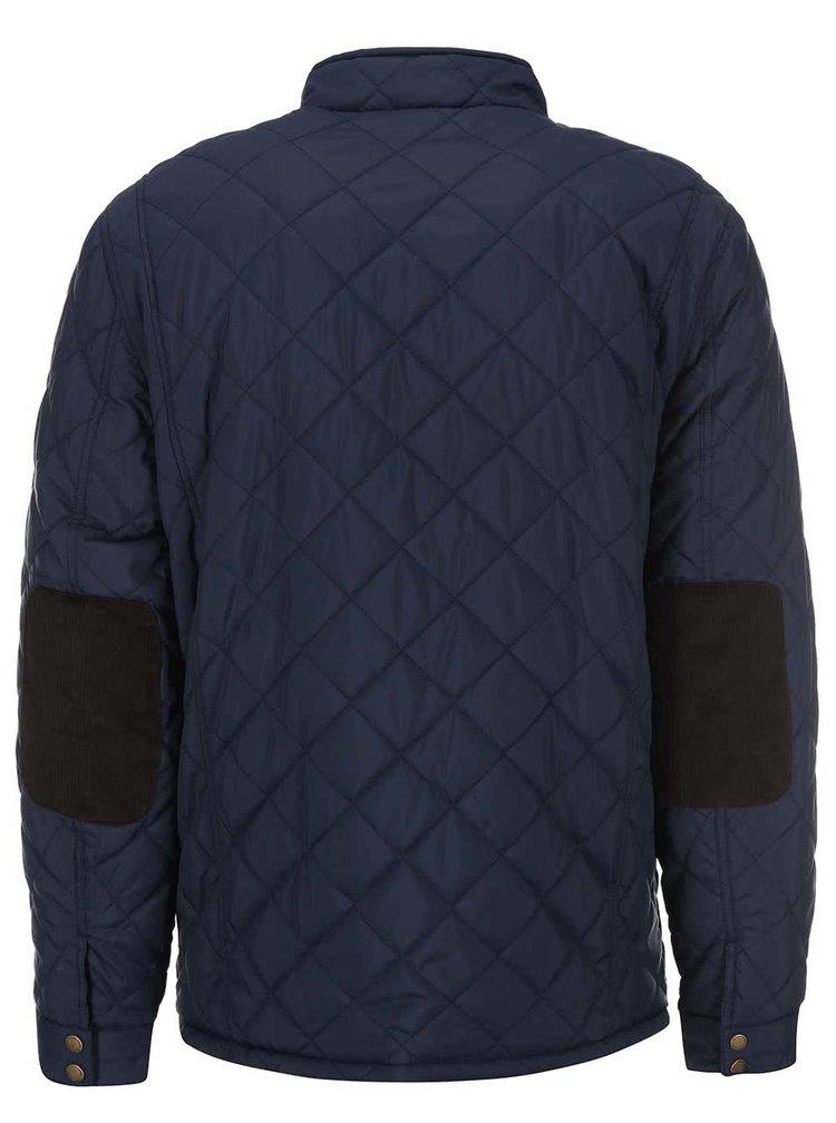 Jachetă bleumarin matlasată Selected Homme Parson
