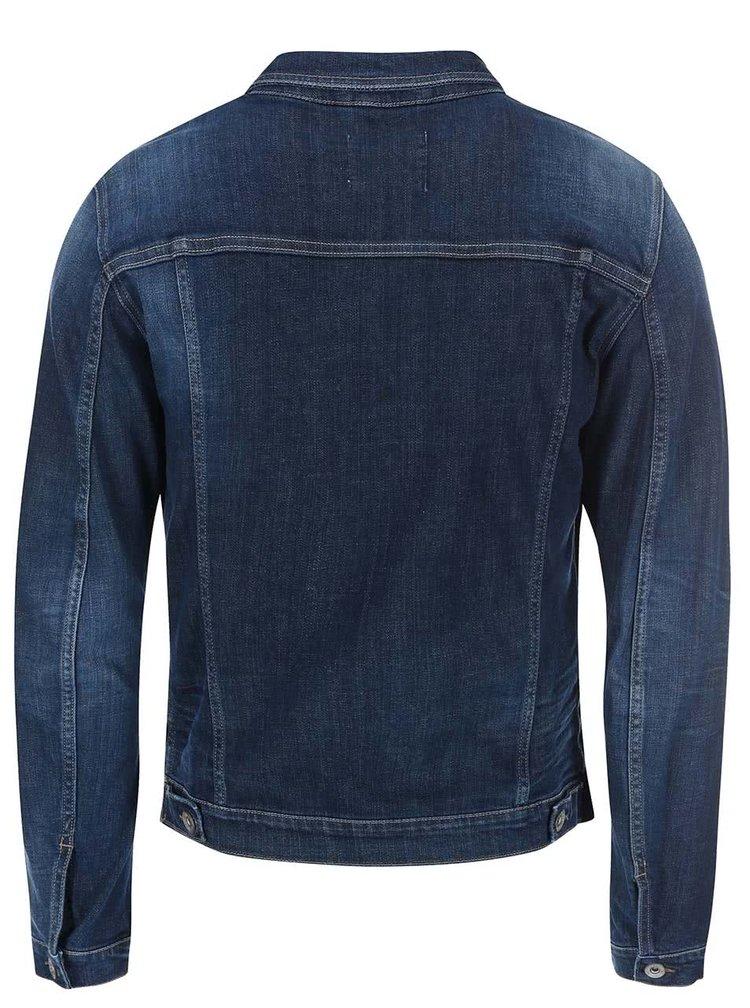 Jachetă scurtă de blugi bleumarin Selected Homme Noel