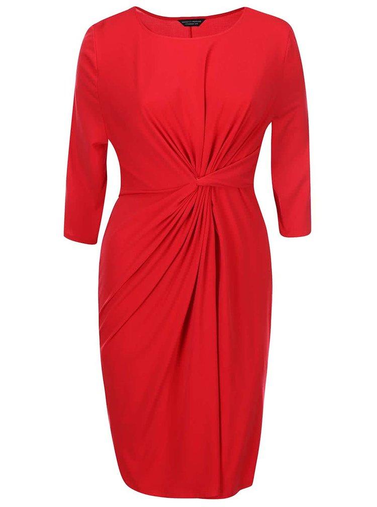 Červené šaty Dorothy Perkins Curve