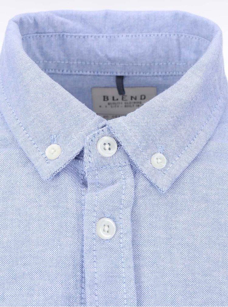Světle modrá košile Blend Regular Fit