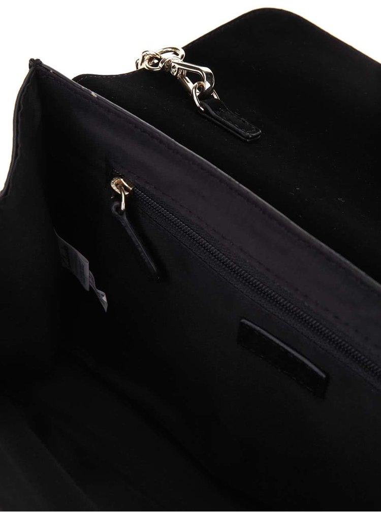 Čierna listová/malá kabelka Clarks Jiving Beat