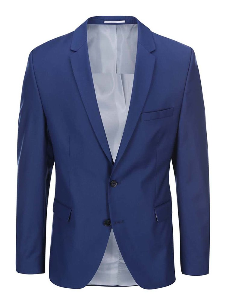 Blazer Selected Logan - albastru