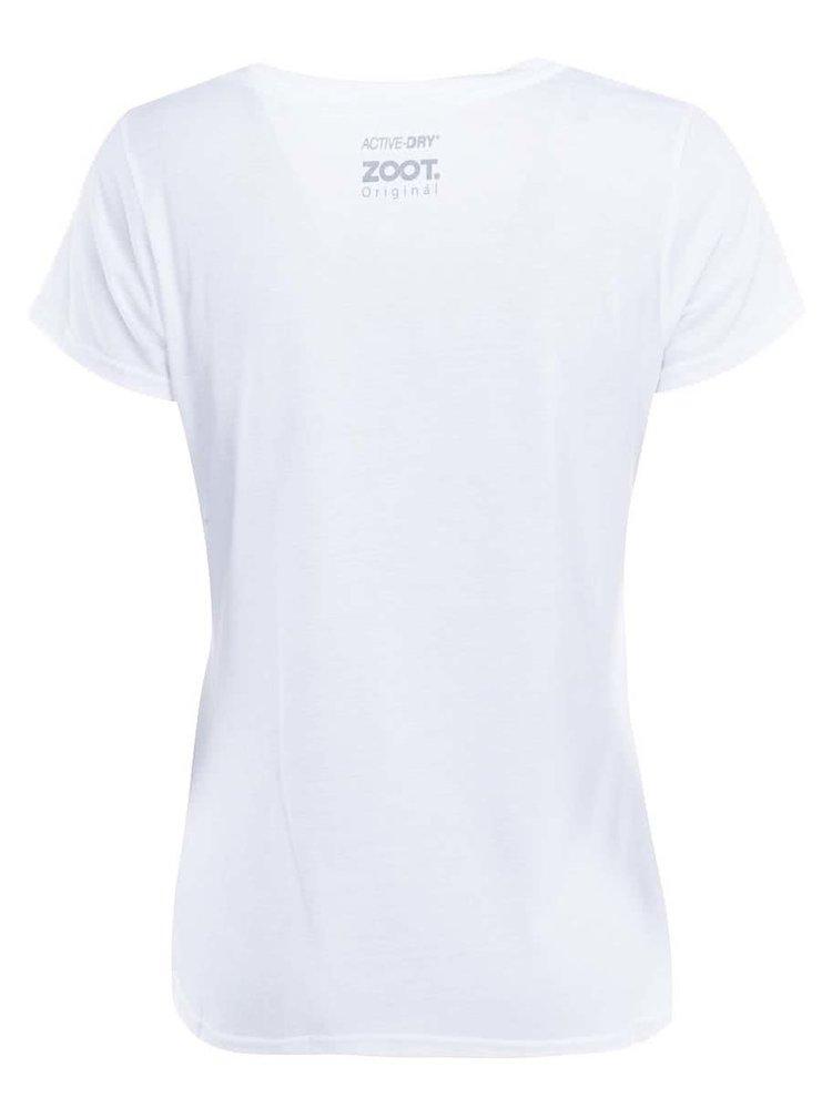 Bílé dámské tričko ZOOT Originál Tennis