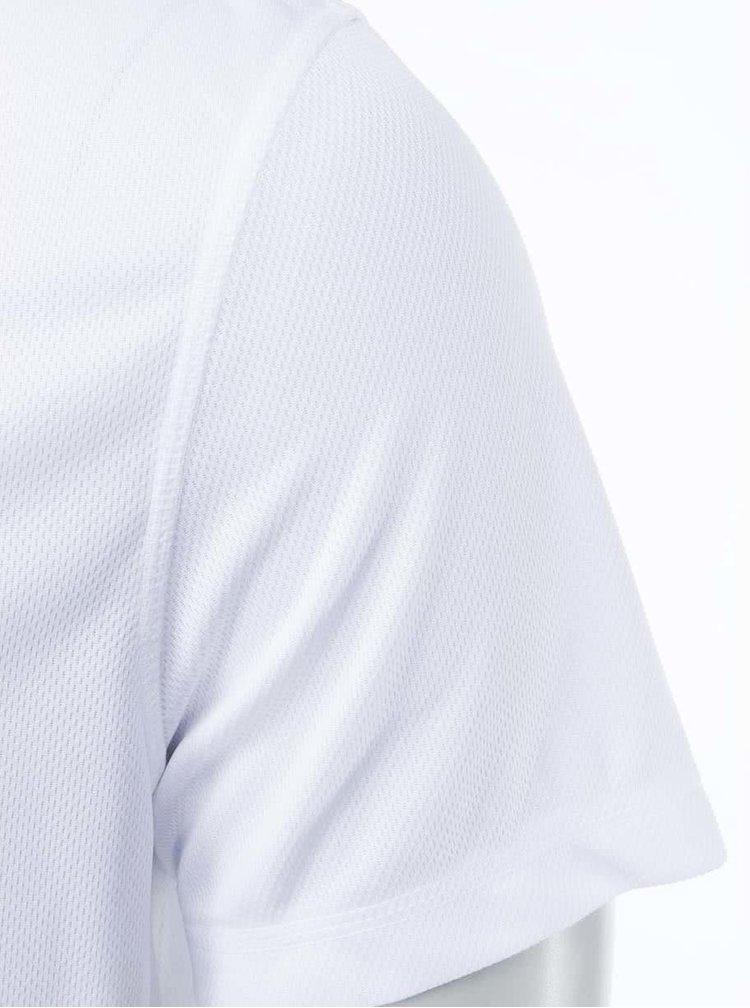 Biele pánske tričko s potlačou ZOOT Originál Volleyball