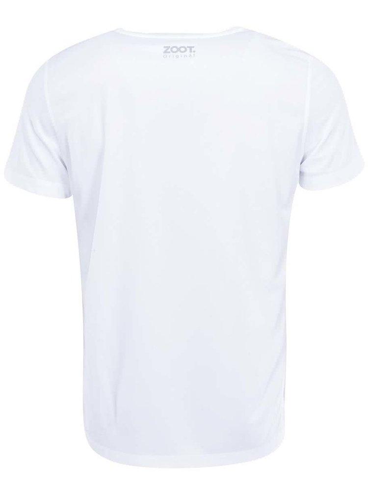 Bílé pánské triko s potiskem ZOOT Originál Volleyball