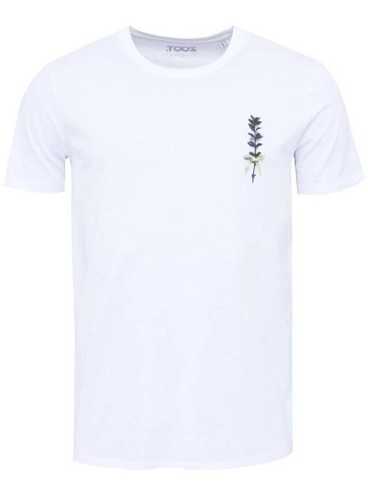 Biele pánske tričko ZOOT Originál Myrta